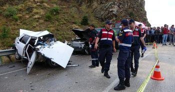 Isparta'da feci kaza: Gelin, kaynana ve kayınbaba hayatını kaybetti