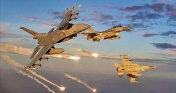 Kuzey Irak'a hava harekatı:15 terörist daha etkisiz hale getirildi