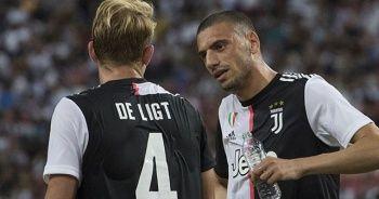 Merih Demiral'ın penaltı golü galibiyeti getirdi