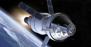 NASA'nın Mars'a insanlı seferler yapmayı amaçladığı araç testi geçti
