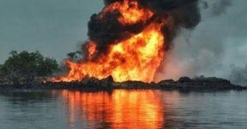 Nijerya'da petrol boru hattında patlama: 2 ölü