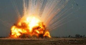 ÖSO'ya yönelik bombalı saldırı: 1 ölü