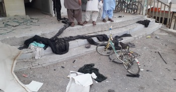Pakistan'da patlama: 3 ölü, 15 yaralı