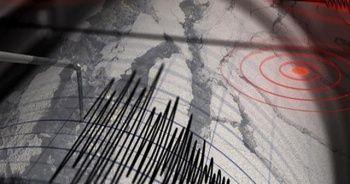 Seferihisar'da 3.0 büyüklüğünde deprem
