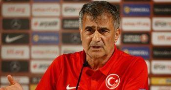 Şenol Güneş, Türk takımlarının hazırlık maçlarını izleyecek