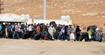 Suriyelilerin bayram için ülkelerine gidişi sürüyor