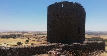 Tarihi kale ahır olarak kullanılıyor