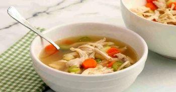 Tavuk çorbası nasıl yapılır? Tavuk çorbası ve terbiyesi nasıl yapılır?