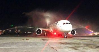 THY Bali'ye ilk kez 'Maçka' ile uçtu