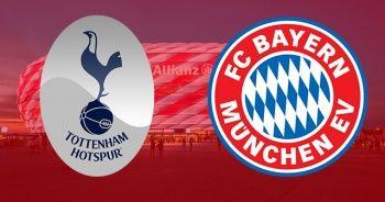 Tottenham Bayern Münih Maçı Canlı İZLE | Audi Cup Tottenham Bayern Münih Maçı Kaç Kaç?