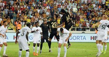 UEFA Avrupa Ligi 2. Ön Eleme Turu: Yeni Malatyaspor: 2 - NK Olimpija Ljubljana: 2 (Maç sonucu)