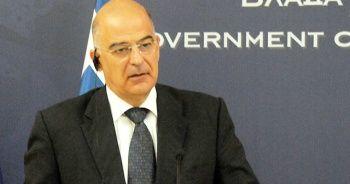 Yunanistan Dışişleri Bakanı Dendias: Miçotakis Türkiye'ye zeytin dalı uzattı