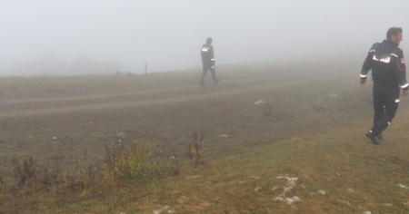 11 yaşındaki çocuk yaylada hayvan otlatırken siste kayboldu