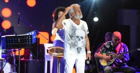 75 yaşındaki Fedon'dan unutulmaz performans