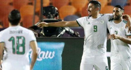 Afrika Kupası'nda 2. finalist Cezayir