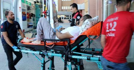 Asker uğurlama yemeği 45 kişiyi hastanelik etti