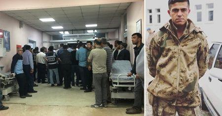 Bitlis'te trafik kazası: Uzman Çavuş hayatını kaybetti, 3 yaralı