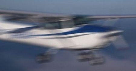 Çeçenistan'da küçük uçak düştü: 4 yaralı
