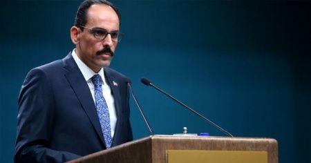 Cumhurbaşkanlığı Sözcüsü Kalın'dan Erbil'deki saldırısı sonrası açıklama: Geriken cevap verilecektir