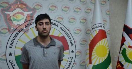Erbil'deki hain saldırıda yeni gelişme: Bir terörist daha yakalandı