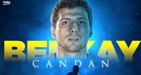 Fenerbahçe Beko, Berkay Candan ile sözleşme imzaladı