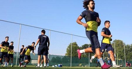 Fenerbahçe'de Avusturya kampı sürüyor