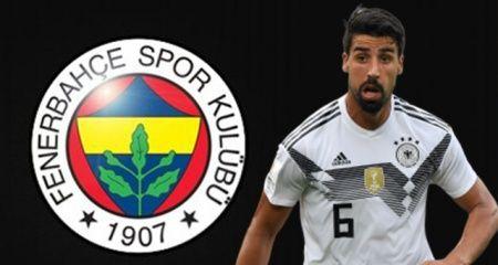 Fenerbahçe'de Khedira sesleri