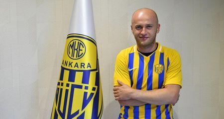 MKE Ankaragücü, Pazdan ile sözleşme uzattı