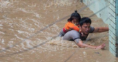 Nepal'de muson yağışlarında 65 kişi öldü