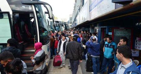 Otobüs firmalarına Bakanlık'tan bayram müjdesi