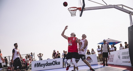 TBF 3x3 Red Bull Reign Basketbol Turu'nda final zamanı