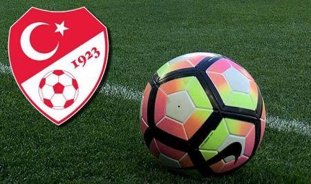 TFF 2. Lig ve TFF 3. Lig'de gruplar belli oldu