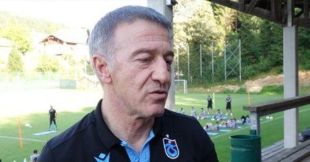 Trabzonspor Başkanı Ağaoğlu'ndan önemli açıklamalar