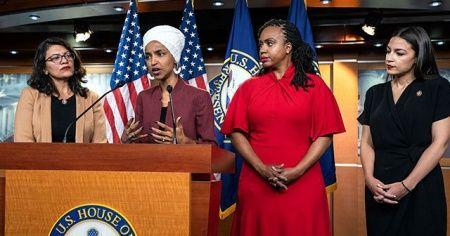 Trump Demokrat kadın vekilleri hedef almaya devam ediyor