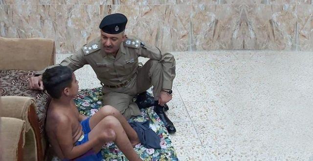 70 lira için çocuğunu öldüresiye dövdü