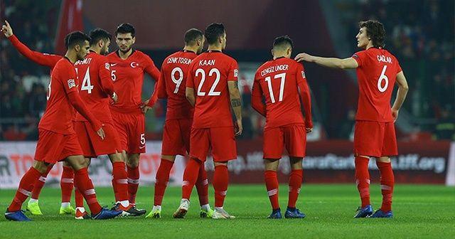 A Milli Takımın Andorra ve Moldova maçı kadrosu belli oldu