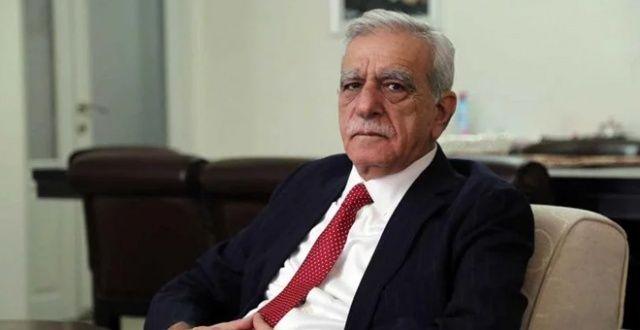 Ahmet Türk'ün 3 aylık özel misafir masrafı CHP ve HDP'lileri ihya etti