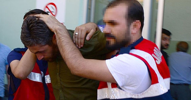 AK Parti'li meclis üyesi ve yeğeninin katili Kobani eylemlerini yönetmiş