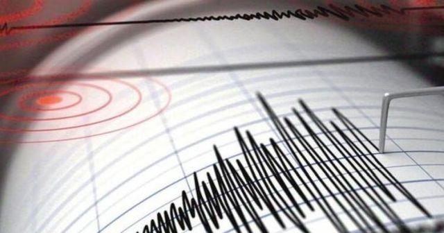 Antalya'da deprem oldu