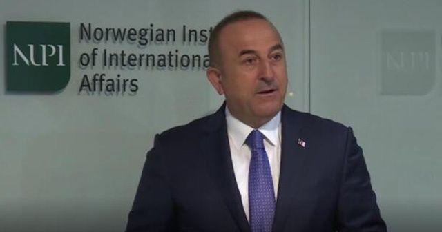 """Çavuşoğlu'ndan Suriye açıklaması: Rusya bize garanti verdi"""""""