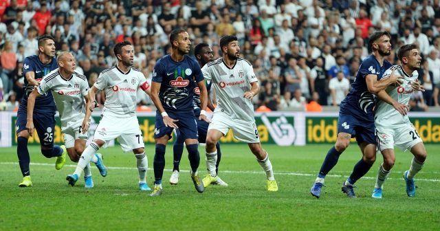 Beşiktaş-Çaykur Rizespor MAÇI ÖZETİ GOLLERİ İZLE! BJK Rize maçı kaç kaç bitti?