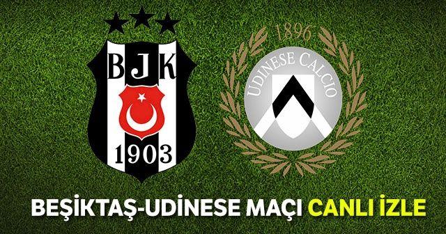 Beşiktaş Udinese Maçı Canlı İzle! Şifresiz Veren Kanal var mı? Beşiktaş-Udinese maçı Spor Smart CANLI İZLE