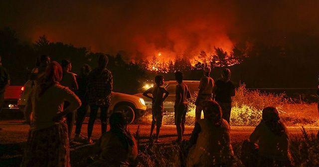 Büyük yangının ardından İzmirli ünlü sanatçılara konser daveti