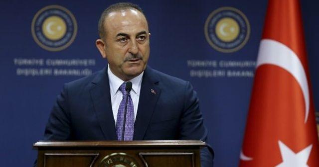 Çavuşoğlu'ndan Kılıçdaroğlu'nun Doğu Akdeniz açıklamasına tepki
