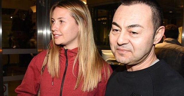 Chloe Loughnan, Serdar Ortaç'ı her yerden sildi