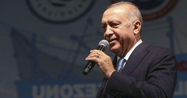 Cumhurbaşkanı Erdoğan'dan balıkçılara müjde