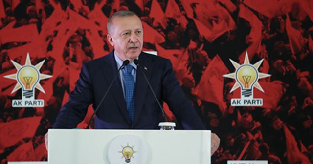 Cumhurbaşkanı Erdoğan'dan kuruluş yıl dönümünde önemli mesajlar