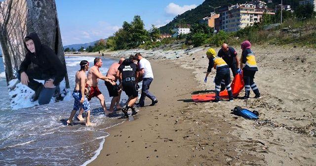 Denize giren 2 kardeşten diğeri de hayatını kaybetti