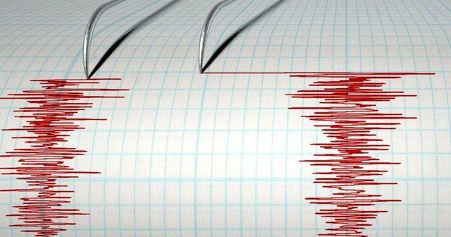 Denizli'de 6 büyüklüğünde deprem! Çevre illerde de hissedildi