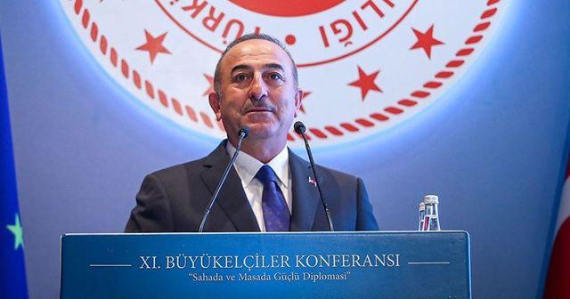 Dışişleri Bakanı Çavuşoğlu: Dünkü mutabakatı çok iyi bir başlangıç olarak nitelendirebiliriz